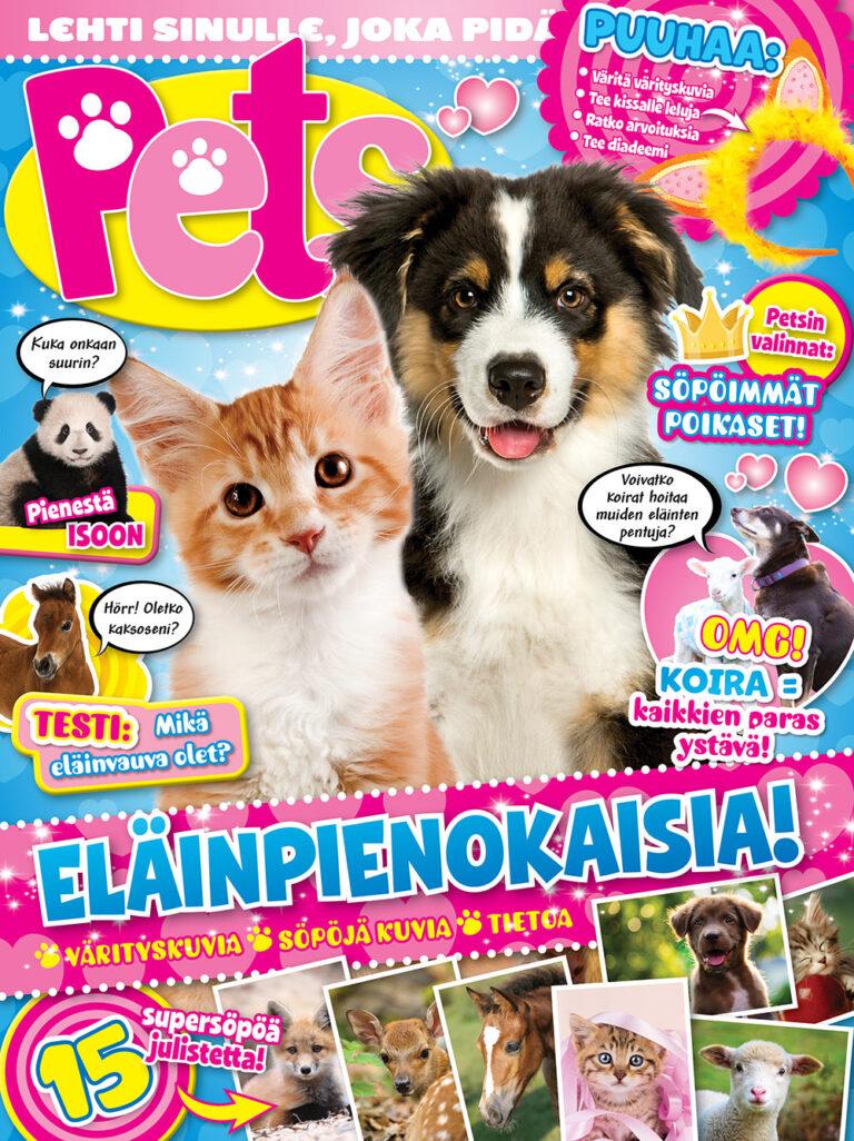 Yllätyssarja 04-2021: Pets 2