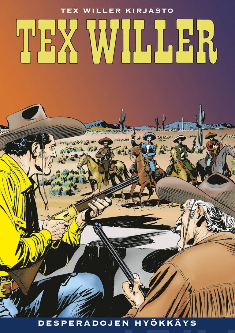 Tex Willer Kirjasto #61