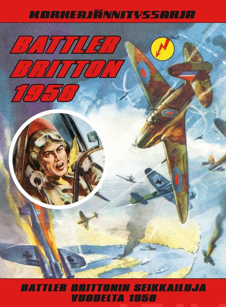 Korkeajännityssarja - Battler Britton 1958