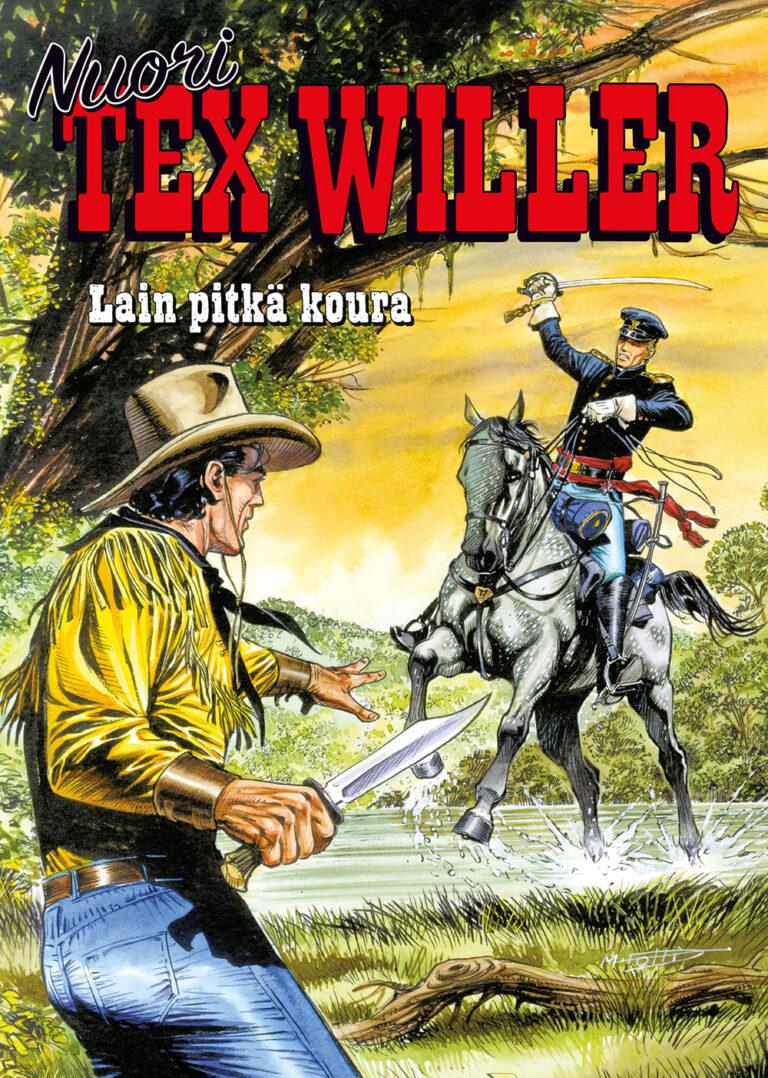 Nuori Tex Willer 11-2021